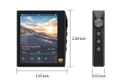 Аудиоплеер Hidizs AP80 – один из лучших плееров до 150$.