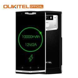 Смартфон Oukitel K10000 Pro – автономный монстр