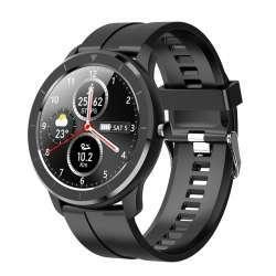 Недорогие смарт-часы Т6 с сенсорным экраном и возможностью создания своих циферблатов