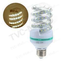 Светодиодная лампочка 12W E27 1130LM Spiral 60 (?) LED 2835