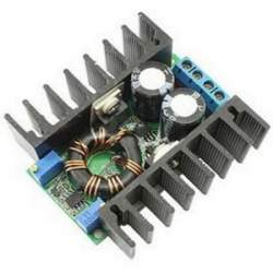 Обзор DC-DC повышающего конвертера с регулировкой тока и напряжения