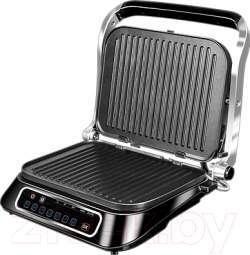 Redmond SteakMaster RGM-M807 — отличный контактный гриль с функцией духовки, барбекю и сменными панелями