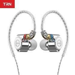 TRN TA1 - красивые недорогие наушники с приличным звуком