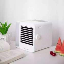 Кондиционер потребляет слишком много  электричества, а вентилятор недостаточно прохладный?Вы можете попробовать мини-кондиционер вентилятор Microhoo.