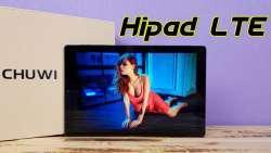 Полный обзор Chuwi Hipad LTE: недорогой компактный планшет, теперь с 4G!