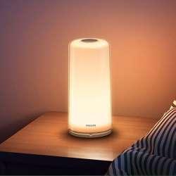 Красивое и интересное сосуществуют. Обзор прикроватной лампы Philips ZhiRui