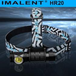 Налобник Imalent HR20 - дальнобойная звезда во лбу!