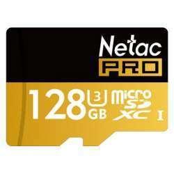 Как заставить работать карту Netac P500 128 GB в Android-планшете, поддерживающем карты до 32 GB