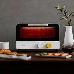 Обзор электрической духовки Solista12L: компактный прибор с красивым внешним видом.