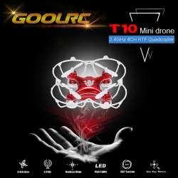 GoolRC T10 – «комнатный» квадрокоптер