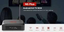 ТВ-бокс Magicsee N5 Plus: Amlogic S905X3, отсек для подключения SSD/HDD, MIMO 2×2