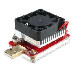 Электронная нагрузка EBD-USB  и попытки ее сравнения с USB тестером  J7.