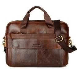 Сумка Fonmor Genuine Leather. Продолжаем искать настоящую кожу в Китае