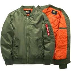 Неплохая куртка-бомбер
