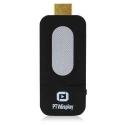 Беспроводной HDMI адаптер PTVdisplay DA02 или пробуем подключить смартфон к телевизору