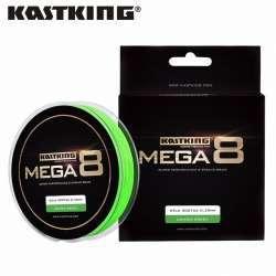 KastKing Mega8 -продвинутая 'плетенка' для рыбалки