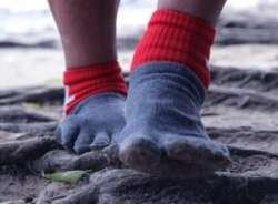 Беговые носки от Barefoot Company за ~100 баксов или #FreeYourFeet