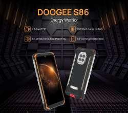 Защищенный крепыш Doogee S86. Позывной Energy Warrior