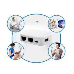 Роутер NEXX WT3020 как из принтера с usb сделать сетевой с WiFi, обзор + прошивка Padavan