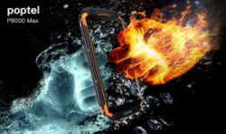 Анонсирован защищенный смартфон Poptel P9000 Max. Посмотрим на детали?