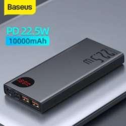 Обзор павербанка Baseus (10000 mAh 22.5 Вт QC/PD) - удачная покупка!