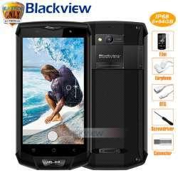 Плюсы и минусы защищенного смартфона Blackview BV8000 pro