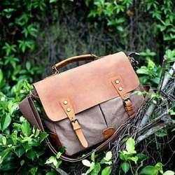 Винтажная сумка Kabden YD002