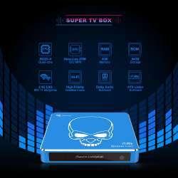 Google Android TV для мощного ТВ-бокса Beelink GT-King Pro (Amlogic S922X-H)