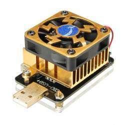 Электронная нагрузка EBD-USB+ (ZKEtech)  21V 4A 35W с триггером QC2.0/3.0 MTK-PE