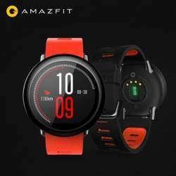 Xiaomi AMAZFIT умные часы с продвинутым функционалом и различными уведомлениями
