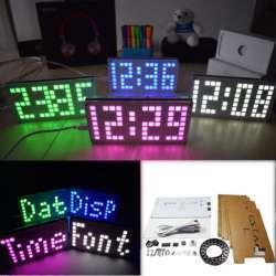 Часы–конструктор на высокоточном чипе DS3231
