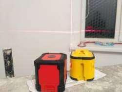 Firecore GSL2 - тестирование китайского лазерного двух-осевого уровня