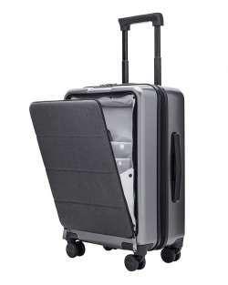 Обзор дорожного бизнес-чемодана Xiaomi Ninetygo 90Fun: найдется место для вещей и гаджетов
