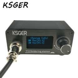Портативная (компактная) паяльная станция KSGER на STM32 v3.0