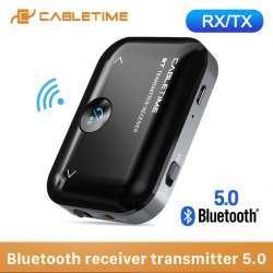 Bluetooth приемник-передатчик Cabletime. Передаем звук без проводов