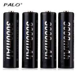 Обзор и тестирование AA NiMH аккумуляторов Palo 3000mAh