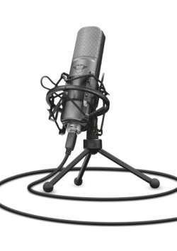 Микрофон Trust GXT 242 Lance: отличное решение для потоковых трансляций