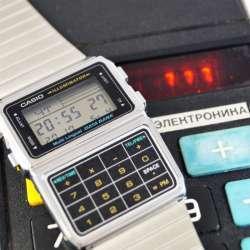 Наручные часы Casio DBC-611E-1EF