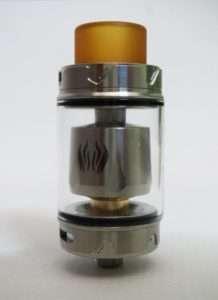 Avidvape Ghost Inhale RTA - пополнение в рядах однокойловых