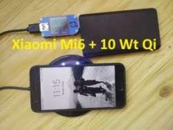 Добавляем беспроводную зарядку в смартфон Xiaomi Mi6 - дешево и сердито