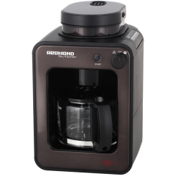 Умная кофеварка Redmond SkyCoffee M1505S-E: вы все еще завариваете кофе?