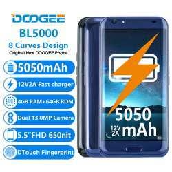 Doogee BL5000 - вполне приличный смартфон