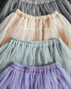 Фатиновая юбка от chuchu_girls_only