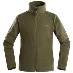 Флисовая куртка большого размера под брендом Jeepont