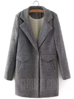 Женское пальто-'boyfriend'… кусаю локти, что так не доверяла китайцам