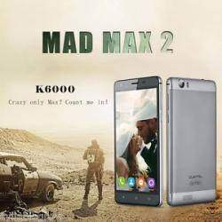 Смартфон Oukitel K6000 - бюджетник с огромной батареей.