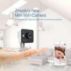 Небольшая, но очень функциональная IP WIFI камера Zmodo ZM-SH75D001