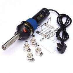 Термофен 8018LCD. Новая ревизия.