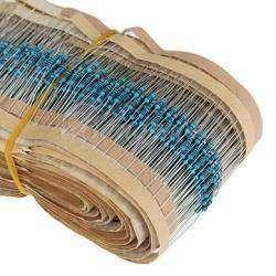 Набор 0,25 Вт резисторов (2500 штук) 50 номиналов