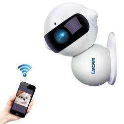 Интересная IP камера ESCAM QF200 ЭЛЬФ с поддержкой ONVIF